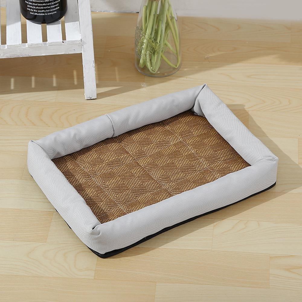 B 625210cm B 625210cm Weiwei Dog bed Dog Mat Mat pet nest spring Summer Cat Dog Mat