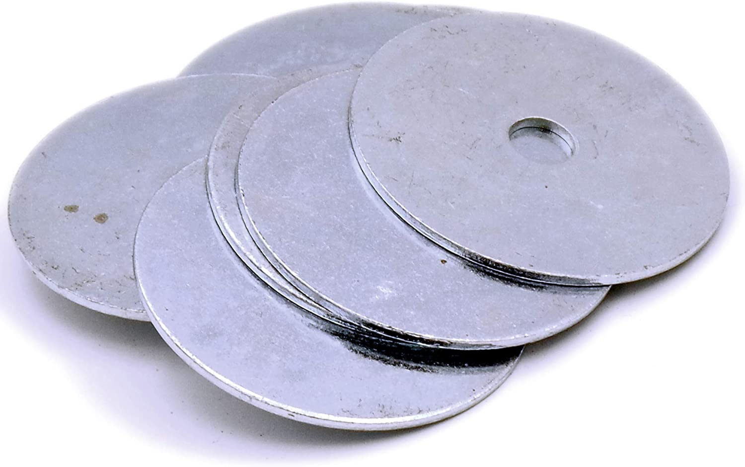 Large OD 10mm x 50mm Flat Repair Washer M10 Pack of 10 A2 - Stainless Steel