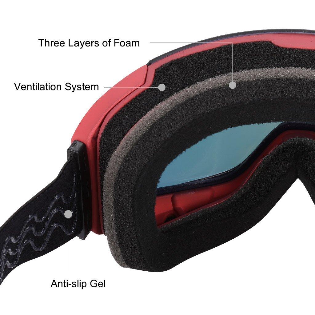 Gafas de esquí Enkeeo por solo 28,99€