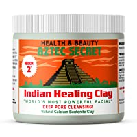Aztec Secret – Indian Healing Clay 1 lb – Deep Pore Cleansing Facial & Body Mask...