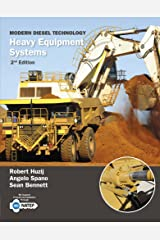 Modern Diesel Technology: Heavy Equipment Systems Kindle Edition