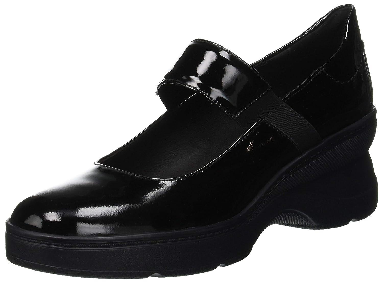 Geox Femme D Ascythia A, Mary C9999) Jane Femme Noir (Black (Black C9999) 173bc58 - piero.space