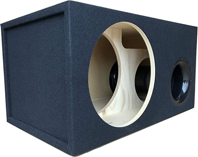 31HZ Custom Ported//Vented Sub Box Subwoofer Enclosure for a 15 Skar Audio EVL-15-4.0 CF AEROPORTS