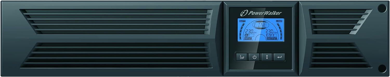 PowerWalker 1350W VI 1500RT LCD Uninterrupted Power Supply