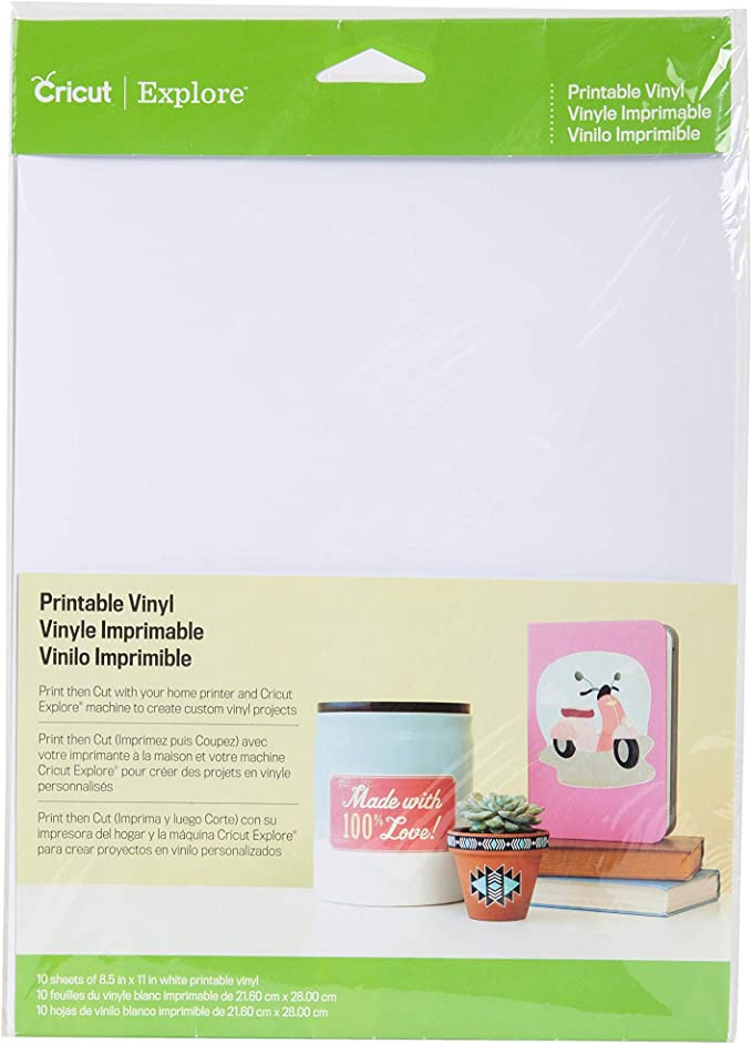 It's just a photo of Printable Vinyl Paper regarding waterproof