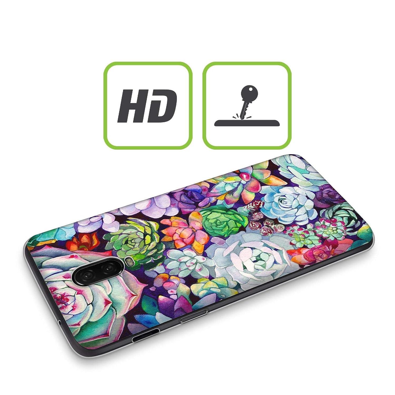 Amazon.com: Official Mai Autumn Succulent Floral Garden Soft ...