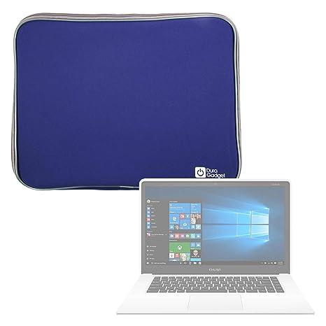 DURAGADGET Funda De Neopreno Azul para Portátil Chuwi LapBook Air/InnJoo LeapBook A100: Amazon.es: Electrónica