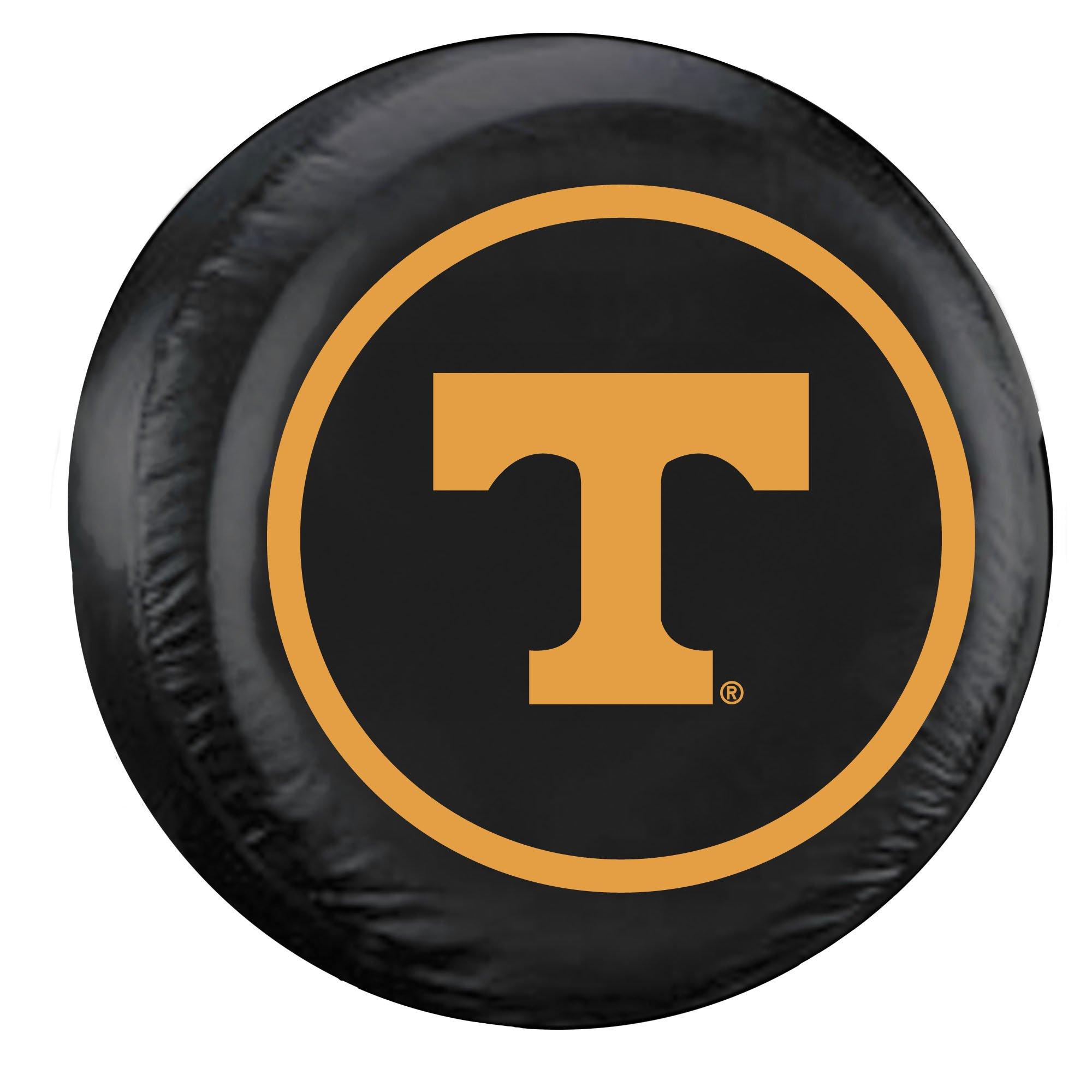 Fremont Die NCAA Tennessee Volunteers Tire Cover, Standard Size (27-29'' Diameter)