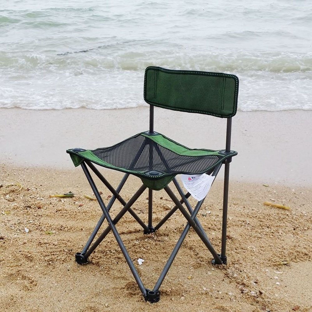TYU Sillas de Acampada Portátil al Aire Libre Que acampa ...