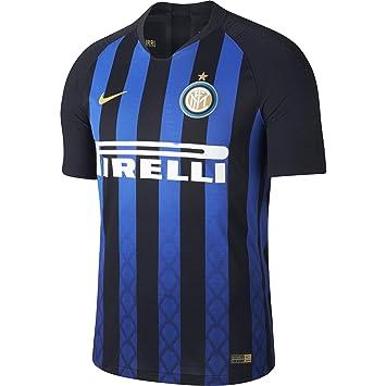Nike Inter Home Vapor JSY, Camiseta de fútbol para Hombre, Hombre, 918914-