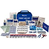 Xpress First Aid 137 Piece First Aid Kit, ANSI/OSHA Compliant