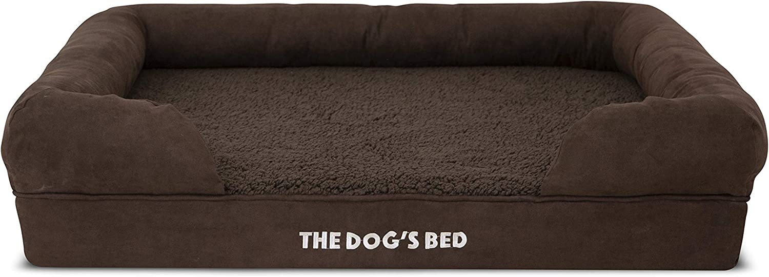 The Dog's Bed Memory Foam Bed