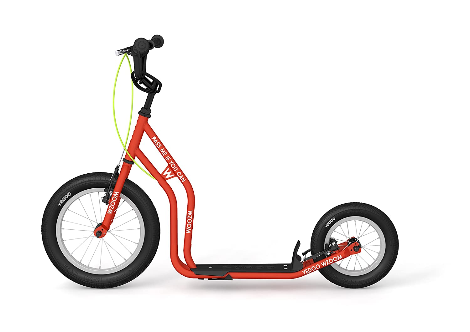 Yedoo Wzoom Red Kinderroller 6+: Amazon.es: Deportes y aire ...