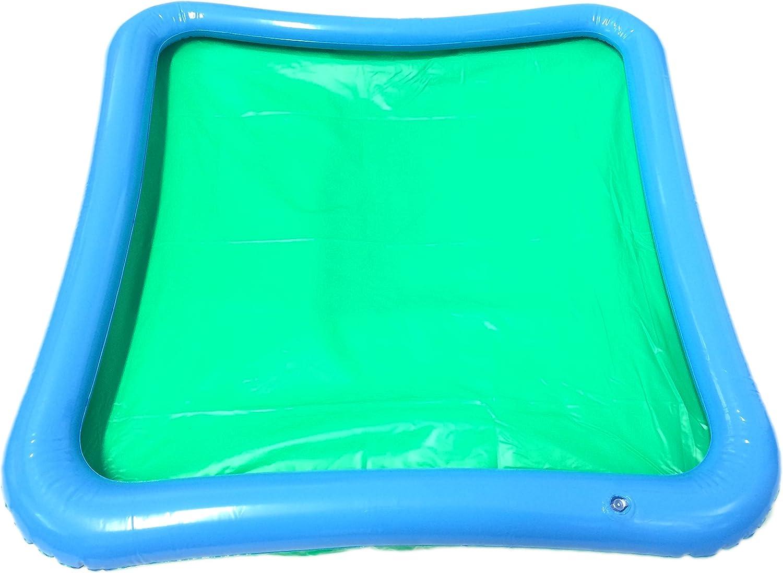Piscina hinchable de bolas o agua, ideal para bebés y niños ...