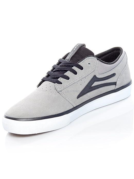 Zapatillas Lakai Griffin Hard Luck Grey Black: Amazon.es: Zapatos y complementos
