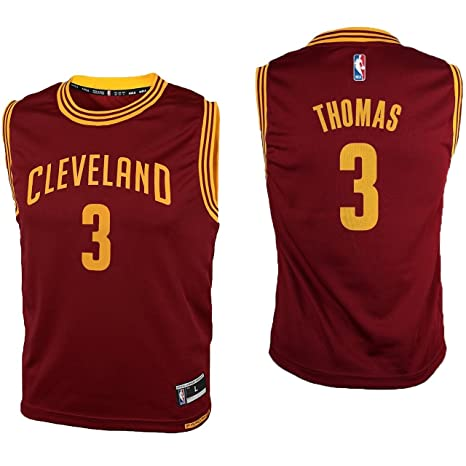 the best attitude b8594 8aa23 Amazon.com : Outerstuff Isaiah Thomas Cleveland Cavaliers #3 ...
