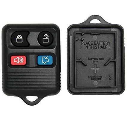 Amazon Com Cas 1 New Keyless Entry 4 Button Remote Car Key Fob