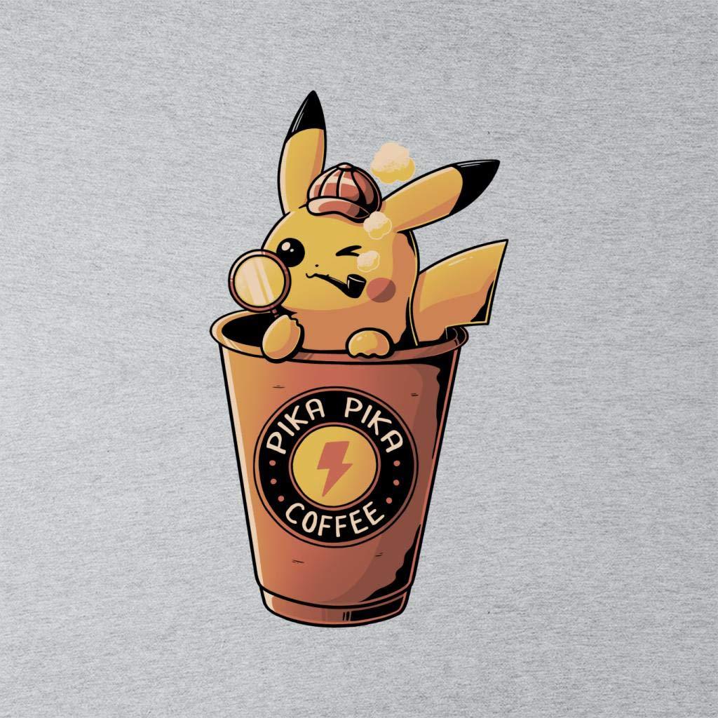 Cloud City 7 Pika Pika Coffee Pikachu Kids Varsity Jacket ...