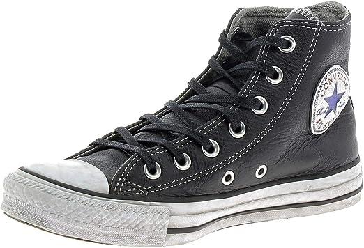 chaussure converse all star cuir homme