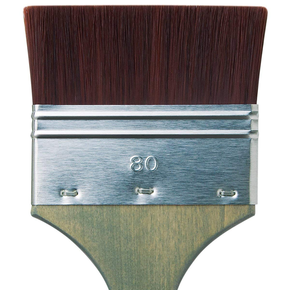 Round Extra-Strong Synthetic with Blue-Green Handle da Vinci Modeling Series 363 Forte Gaming and Craft Brush Size 3//0 363-3//0