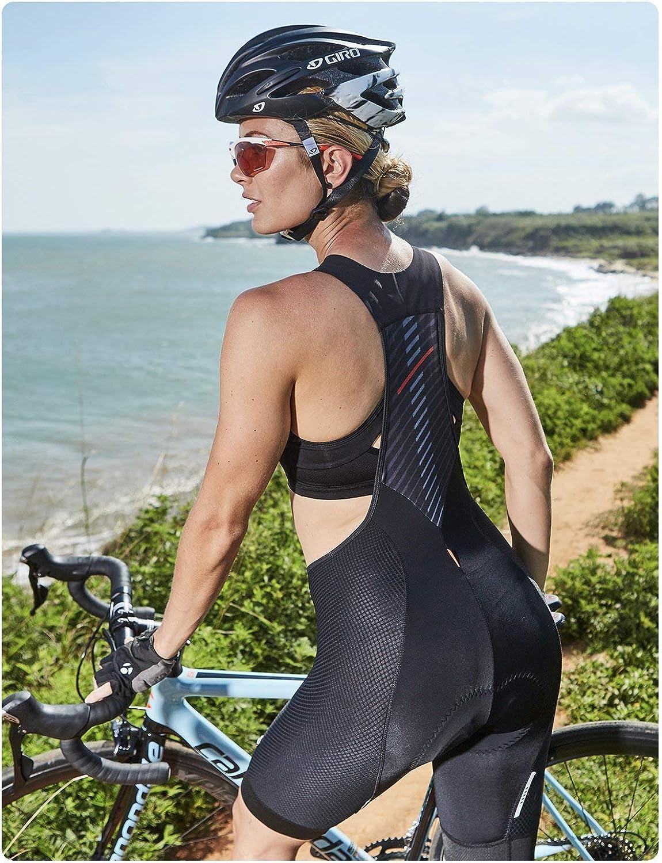 gepolsterte Shorts RION Damen Fahrrad-L/ätzchen