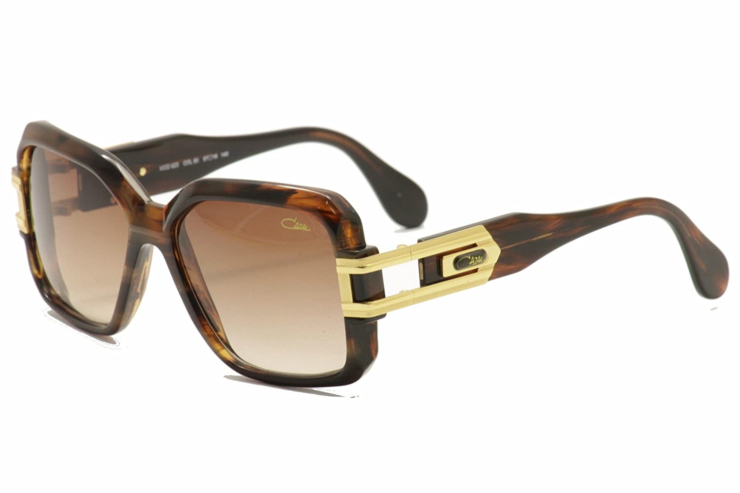 72d6322e437 Amazon.com  Cazal 623-001 SG Square Sunglasses