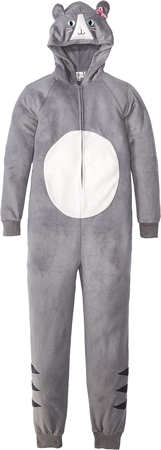 Little Kids//Big Kids P.J Salvage Kids Womens Cat One-Piece