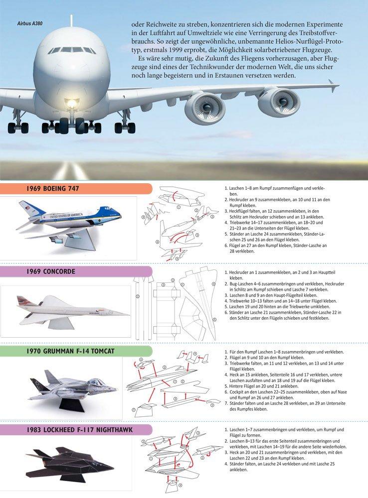 Papertoys: Flugzeuge: Amazon.de: R. G. Grant: Bücher
