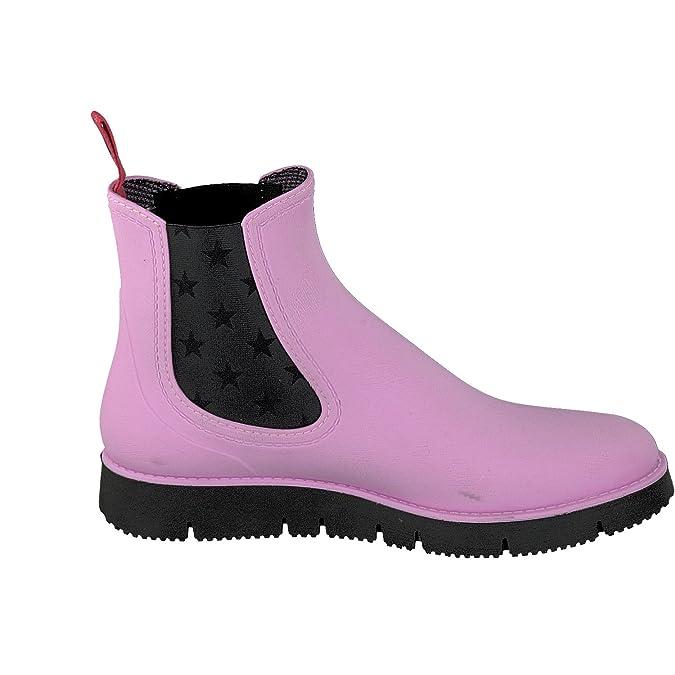 9daf25b83a8595 GOSCH SHOES Damen Schuhe Chelsea Boots Stiefelette 7105-320 in 6 Farben   Amazon.de  Schuhe   Handtaschen