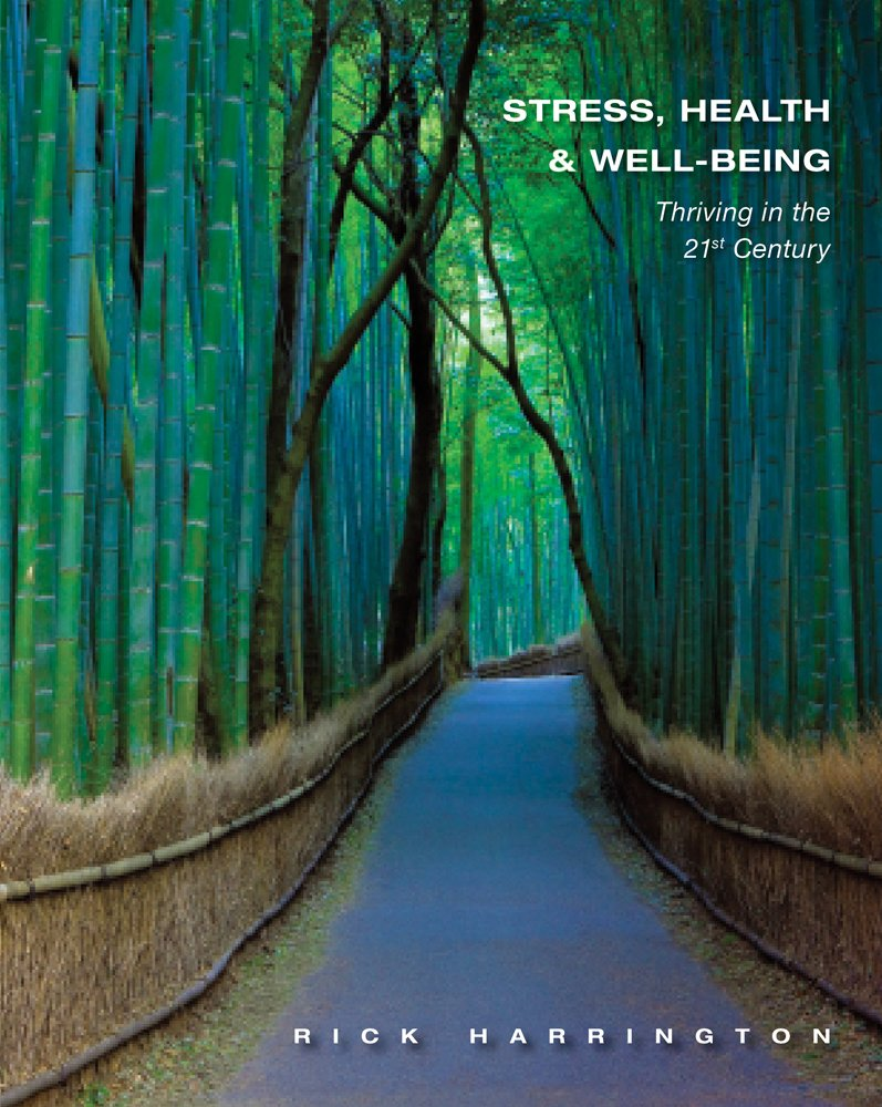 Stress, Health and Well-Being: Thriving in the 21st Century by Brand: Cengage Learning