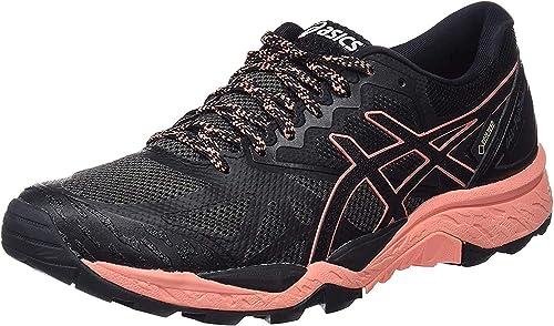 ASICS Gel-Fujitrabuco 6 G-TX, Zapatillas de Running para Asfalto ...