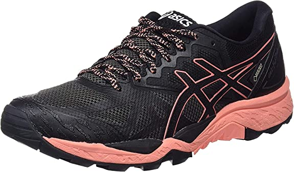 Amazon.com | ASICS Gel-Fujitrabuco 6 G-Tx Womens Running ...