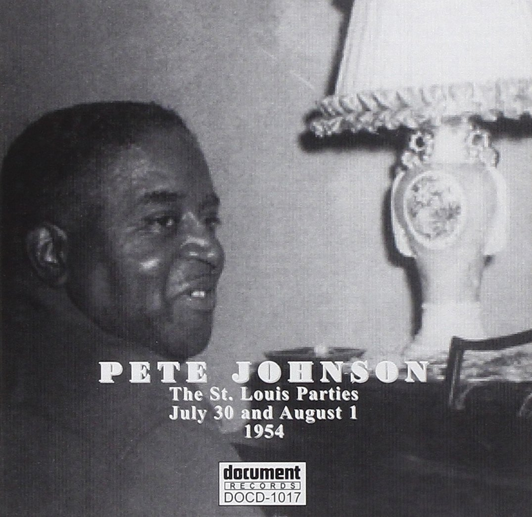 St. Louis Parties of July 30 & August 1, 1954 by DOC