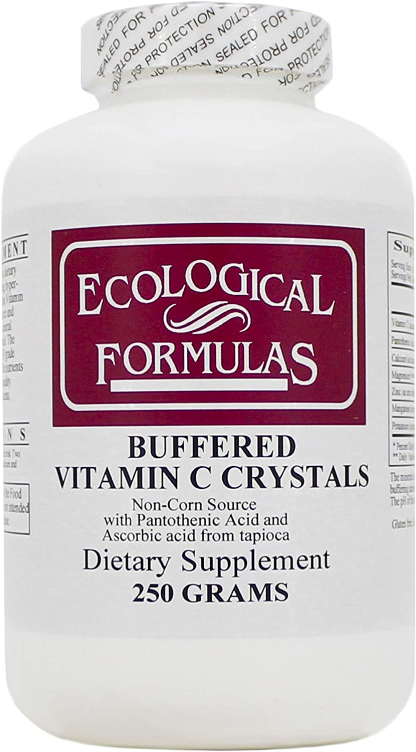 Buffered C Crystals(Non-Corn) 250 Grams - Pack of 2