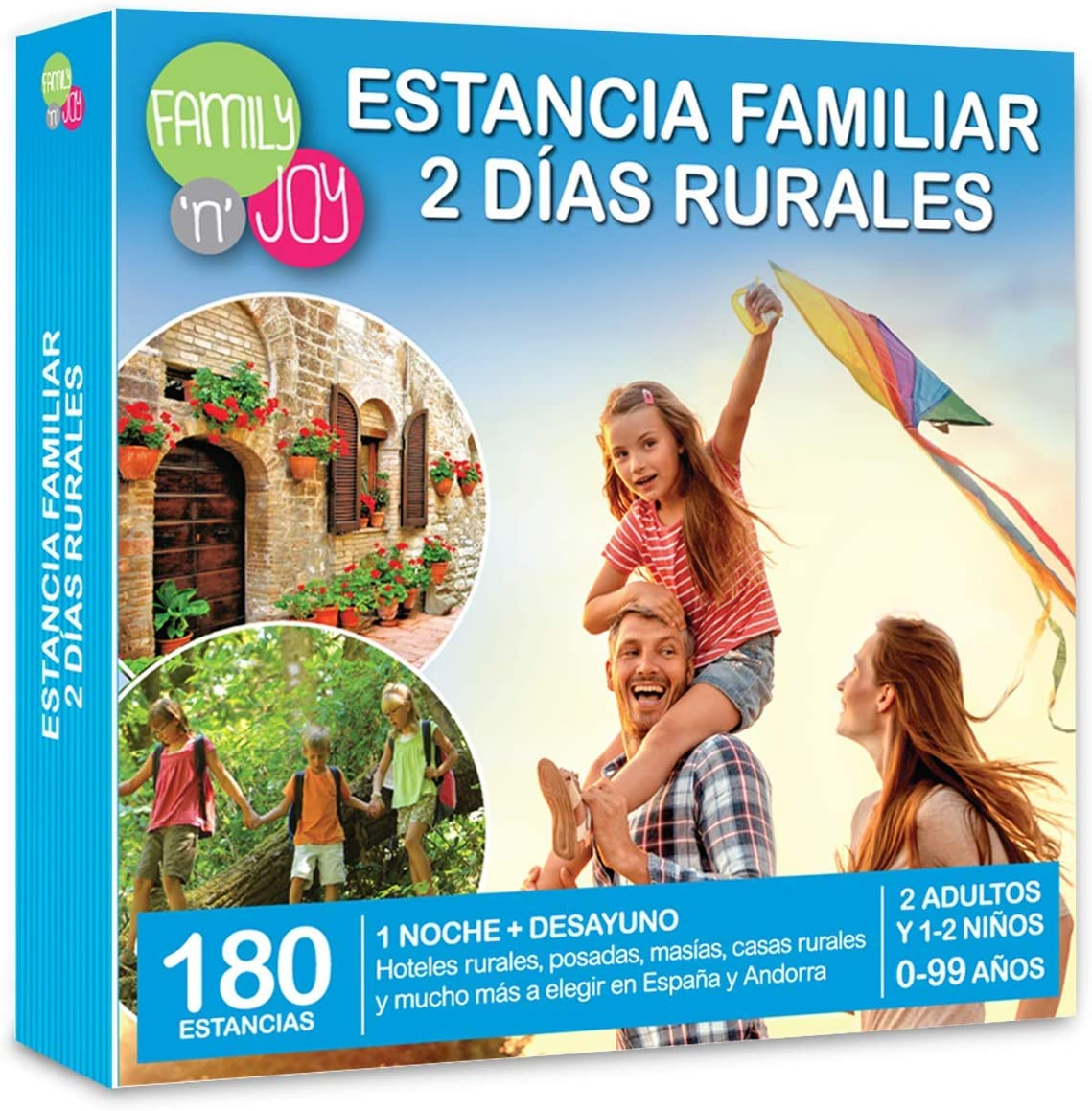 family n joy estancia familiar 2 dias rurales