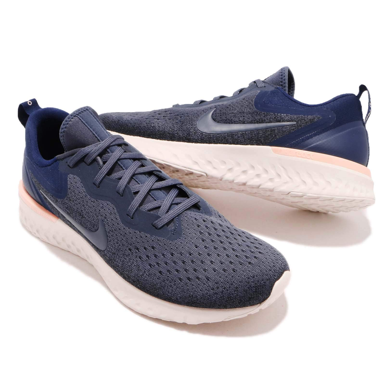Nike Odyssey React Mens Running Trainers AO9819 Sneakers Shoes (UK 6 US 6.5 EU 39, Thunder Blue 403) by Nike (Image #7)