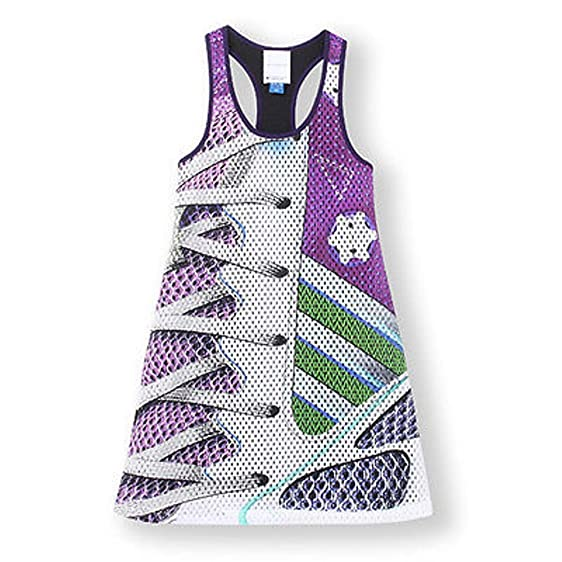 adidas Originals by Mary Katrantzou Women's Tank Dress, Multi, Small