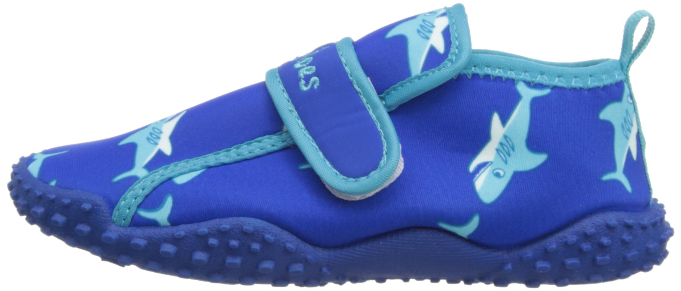 Playshoes Boys UV Protection Shark Collection Aqua Swimming/Beach Shoes (11.5 M US Little Kid) by Playshoes (Image #5)