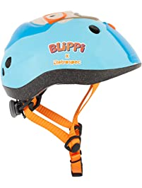 Retrospec Blippi Adjustable Child's Helmet, 48-52cm, One Size