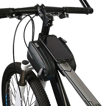 Amazon.com: Lixada Roswheel Bolsa para bicicleta MTB ...