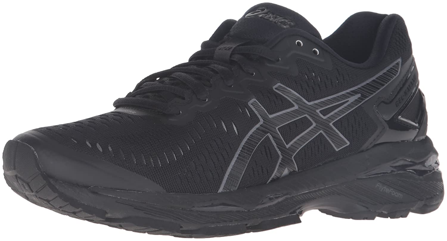 ASICS Women's Gel-Kayano 23 Running Shoe B017UT0ZF8 13 B(M) US|Black/Onyx/Carbon