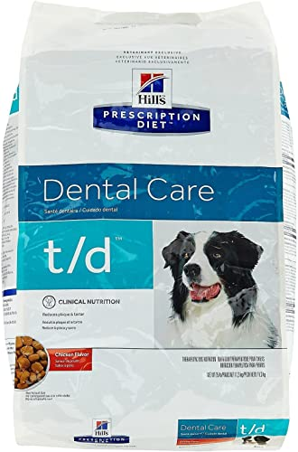 Hill's Pet Nutrition T D Dental Care Chicken Flavor Dry Dog Food