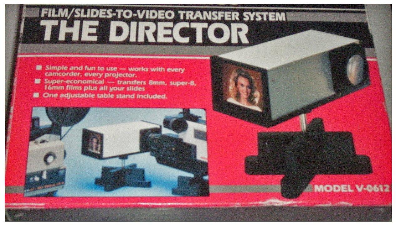 ambico película/slides-to-video sistema de transferencia - el ...