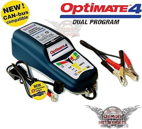 : Optimate 4 Chargeur de batterie et climatiseur