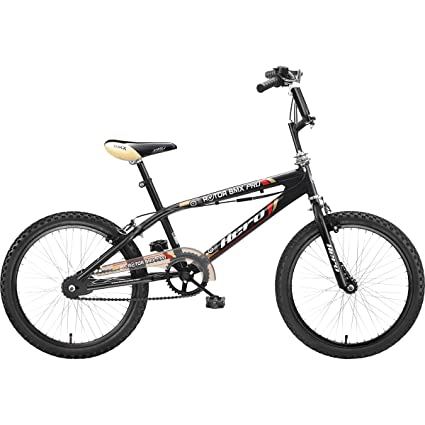 Buy Hero Rotor BMX Pro 20T Single Speed Junior Cycle (Black) Online ...