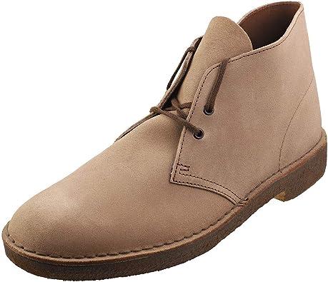 loto Inmoralidad Fonética  Clarks Desert Boot, Botas Chukka para Hombre: Clarks Originals: Amazon.es:  Zapatos y complementos