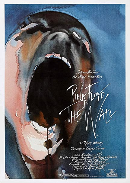 Pink Floyd The Wall Movie Film Poster Print Picture A3 A4