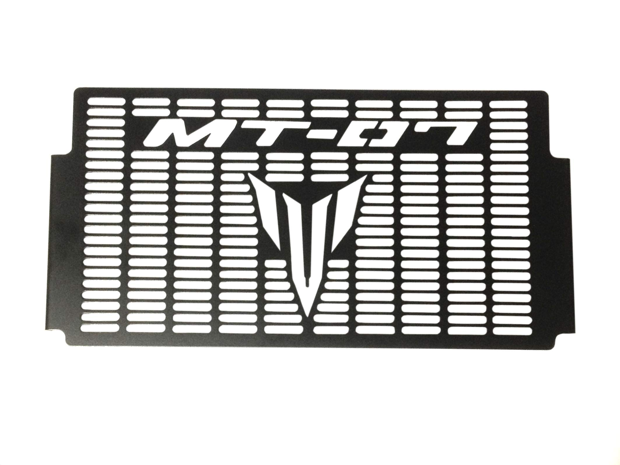 Bay4Global RK-MT07 Radiator Water Cooler Guard Protector Grill for Yamaha MT07 Motorcycle
