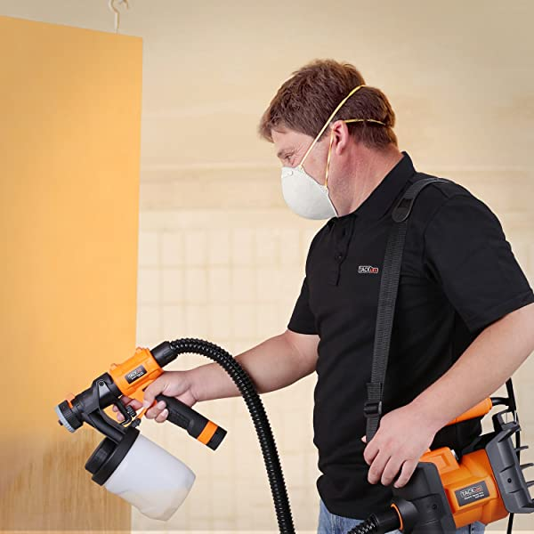 Safety Tips When Using an Airless Paint Sprayer