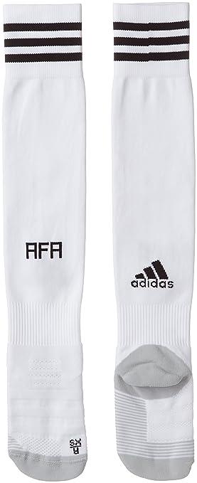 Adidas Argentina Medias, Hombre, Blanco/Negro, 2